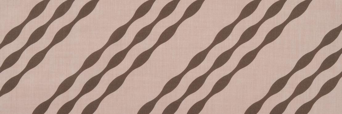 Donny Grafiksによる2019年の干支、亥のハンカチ。 イノシシの子供、ウリボウの模様を連想させるデザイン