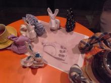 ハンカチ研究会のブログ-ウサギ会議